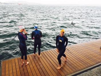 Serious swim reece at Cagliari World Cup 2016